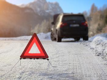Когда заводиться лучше не стоило: что может сломаться в машине на сильном морозе