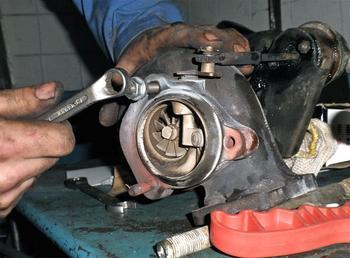 Ремонт турбин дизельных двигателей. Причины неисправностей