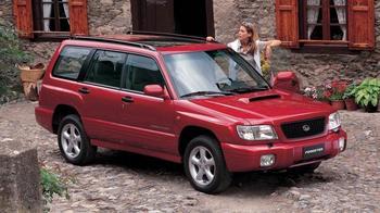 Subaru Forester SF с пробегом: самая надёжная в мире АКПП и стук четвёртого цилиндра