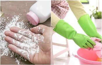 Советы для хозяек, которые терпеть не могут убираться в резиновых перчатках