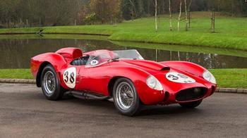 Десятка лучших Ferrari всех времен