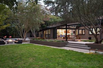 Реконструкция резиденции в Калифорнии