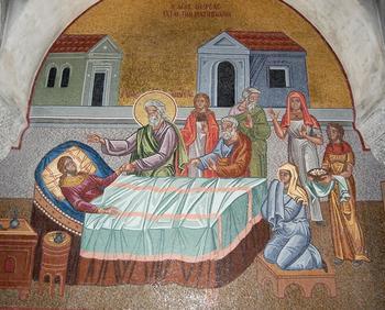 Святой апостол Андрей Первозванный: житие, икона, храм, молитва