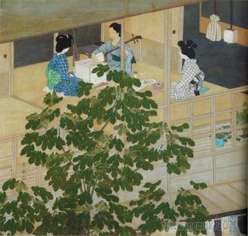 Японский художник Хасуи Кавасэ 川瀬 巴水 (1883-1957). Часть 1-я