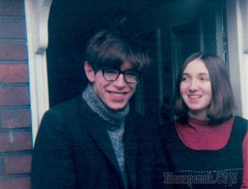 Стивен Хокинг и Джейн Уайлд: любовь, которая помогает жить