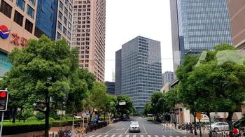 Китай 2018. 06. Шанхай. Из шелковой фабрики к Старому городу