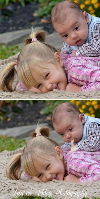 Фотосессии с младенцами, которые пошли не так как было задумано