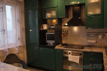 Семейная уютная кухня