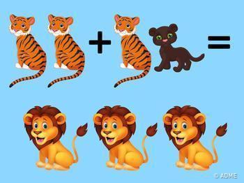 Математическая задачка для детей, от которой у взрослых волосы встают дыбом