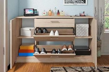 20 примеров хранения обуви в вашем доме