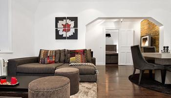 Дизайн квартиры 43 кв. м.