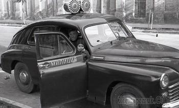 От «Победы» до «Сайбера»: все милицейские спецверсии легковых ГАЗов