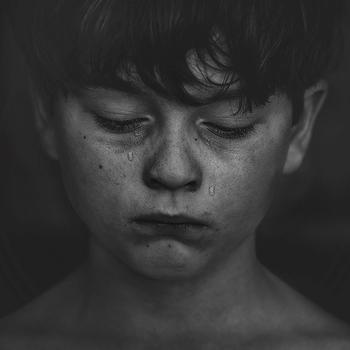 Что сказать, если ребенок плачет