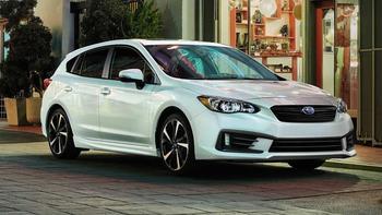 Subaru Impreza 2022: новый стиль по прежней цене