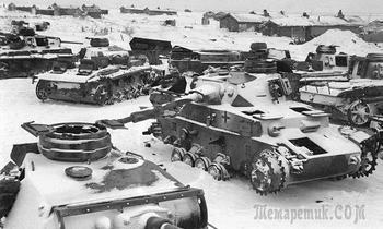 Сталинград. Танковый рейд генерала Баданова