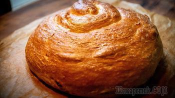 пирог из картофельного теста с грибами и мясом
