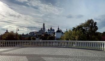 Сергиев Посад - место чудес