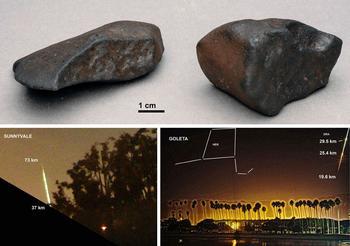 Тайны Солнечной системы. Откуда прилетают метеориты?