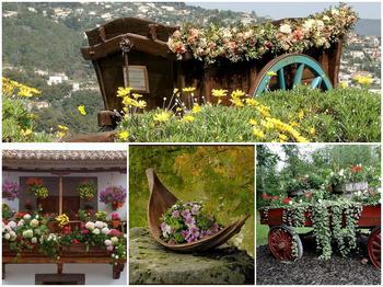 Благоухающая красота садовых клумб: 30 идей для оформления