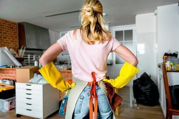 Ошибки, из-за которых в доме не станет чище