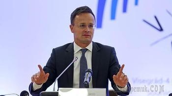 Венгерский МИД обвинил власти Украины во лжи