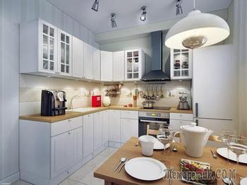 15 правил для создания идеальной кухни