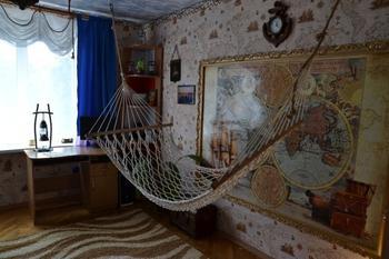 Моя детская: комната пираток с гамаком-демотиватором, маяком и шхуной