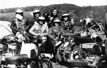 Как в СССР появились байкеры, и Почему они стали рокерами