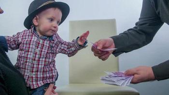 Сколько процентов от зарплаты составляют алименты на детей от одного брака