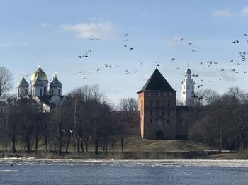 Топ лучших мест Великого Новгорода и Новгородской области