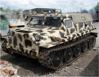 Самые новые военные вездеходы нашей России