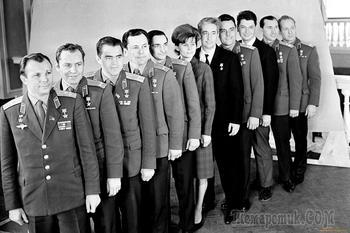 Они могли быть на месте Гагарина. История первого отряда космонавтов