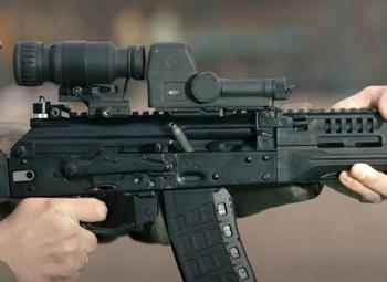 Оружие Калашникова: простота и надёжность