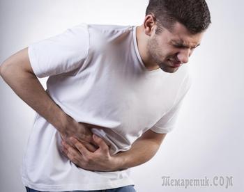 Спасительные действия при панкреатите