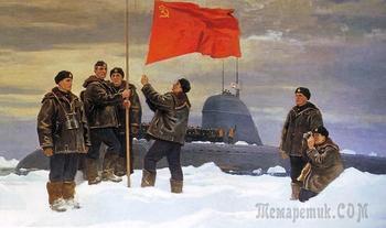 Полярная Одиссея СССР, или чем закончились легендарные гонки к Северному полюсу