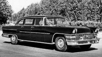 Автомобили СССР: модели и фото