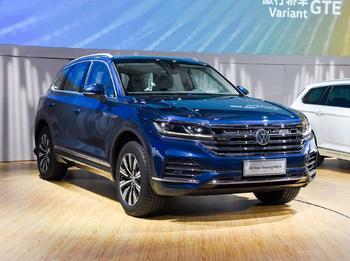 Volkswagen Touareg PHEV 2019 – новый Фольксваген Туарег гибрид