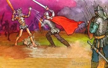 Аты-баты шли солдаты (Стих)