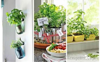 20 домашних огородов, на которые стоит взглянуть