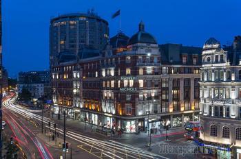 Апартаменты в Лондоне от дизайн-бюро Elicyon