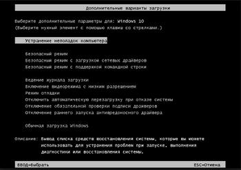 15 причин, почему при загрузке компьютера появляется черный экран: решение проблем