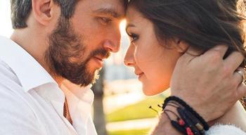 История любви Александра Овечкина и Насти Шубской