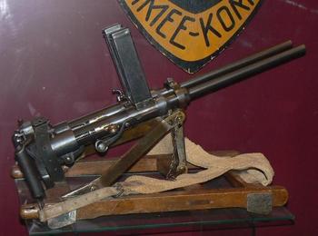 Пистолет-пулемет Villar-Perosa M1915 / Villar-Perosa OVP M1918
