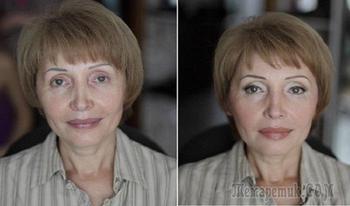 10 просчетов в макияже, которых нужно остерегаться женщинам «за 40»