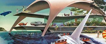 Земля будущего: топ-15 самых футуристических зданий мира