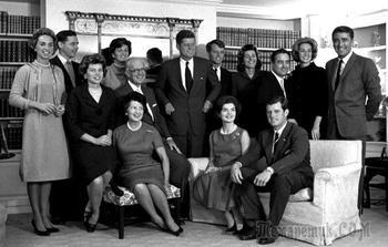 Тёмные тайны клана Кеннеди: тайны, катастрофы, измены и злой рок