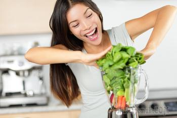 Основные принципы правильного питания для похудения. Топ-10 коктейлей для похудения