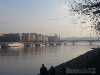 Будапешт. Зима.