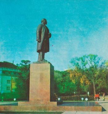 Советская Винница в фотографиях