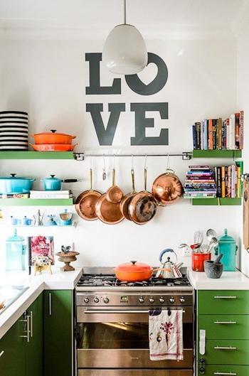 17 подсказок, как сделать стильную кухню за копейки